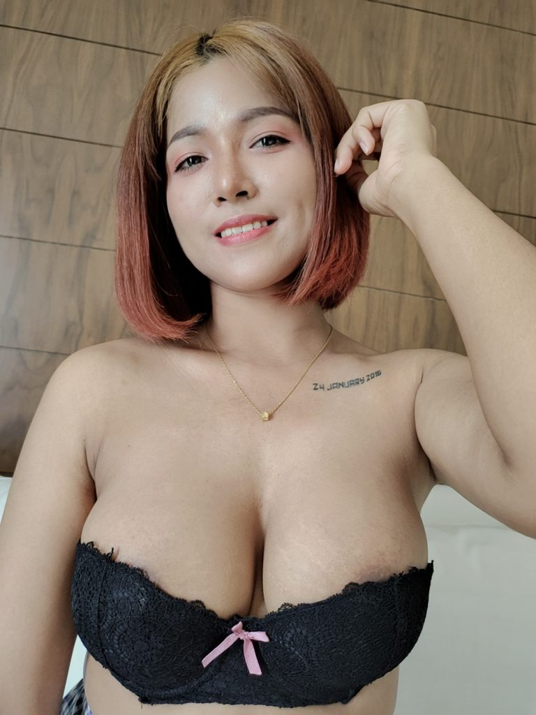 ANNA from THAILAND 36D BIG BOOBS GOOD SERVICE GFE 9/18